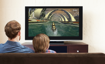 best gaming tvs