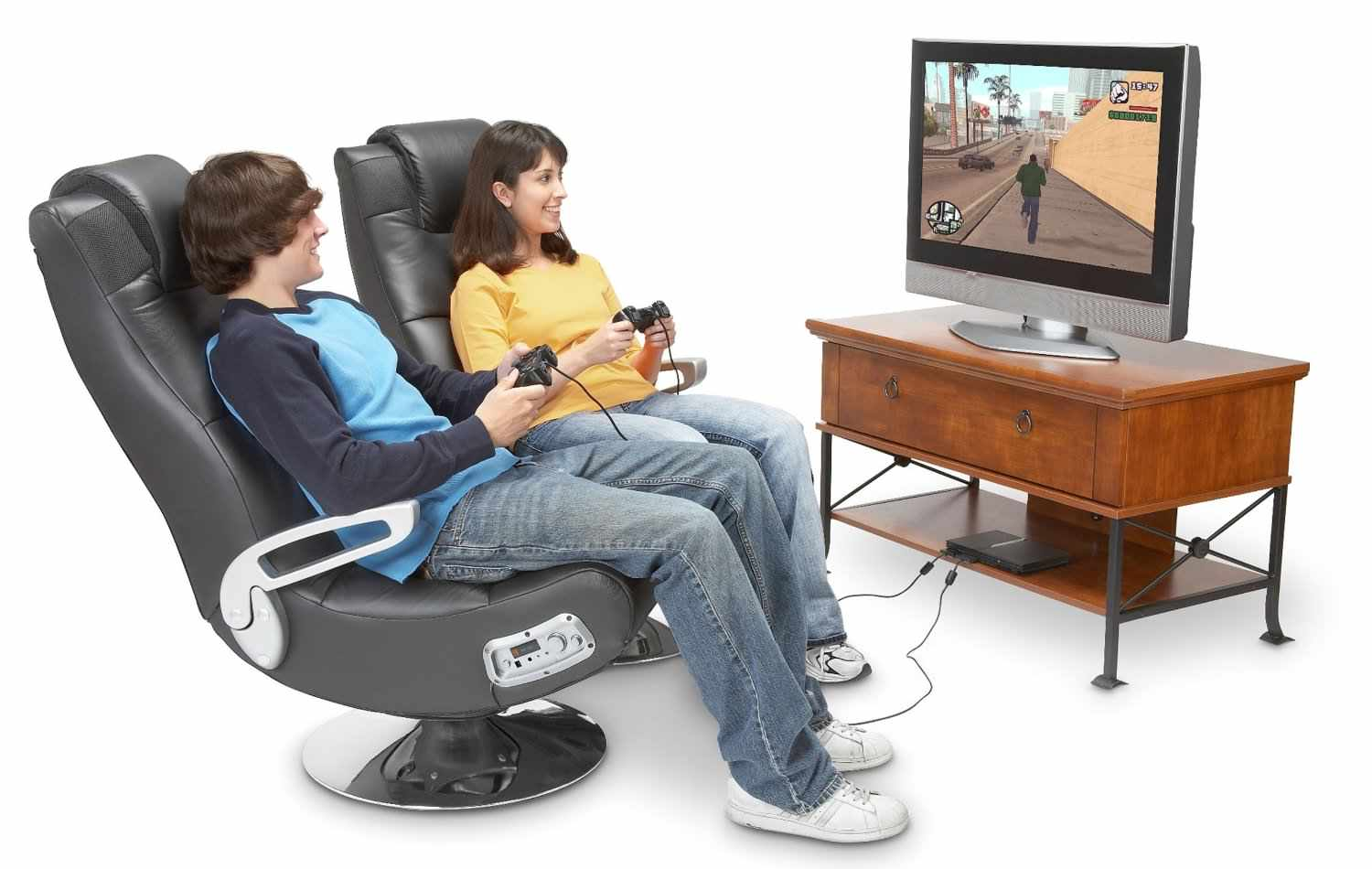 Admirable Best Gaming Chairs Of 2019 Reviews Top Picks Ibusinesslaw Wood Chair Design Ideas Ibusinesslaworg