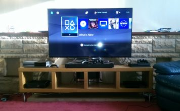 best gaming tv stand