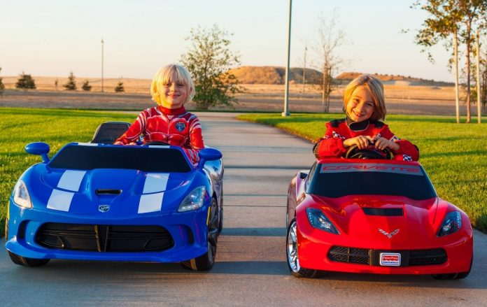 Top 10 Best Electric Cars For Kids Of 2019 Reviews